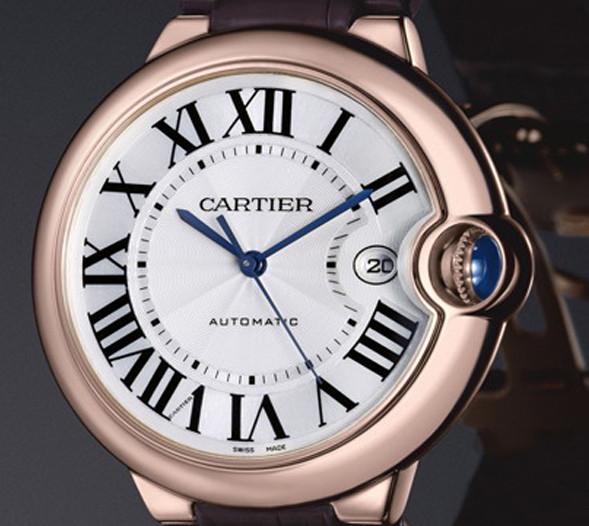卡地亚手表进水
