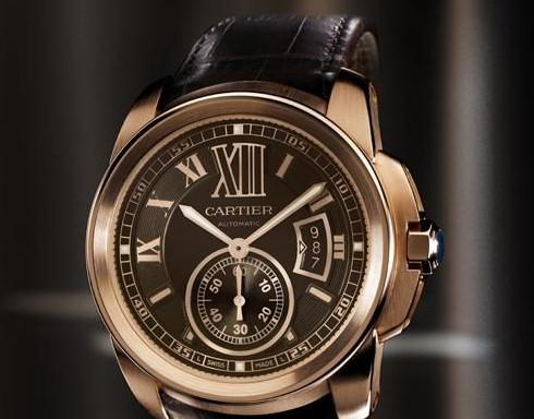 卡地亚手表误差分析