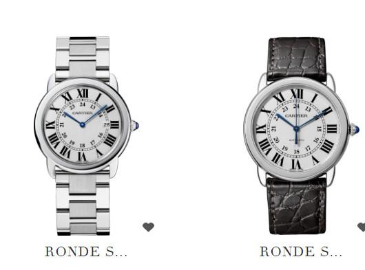 卡地亚手表保养常见问提