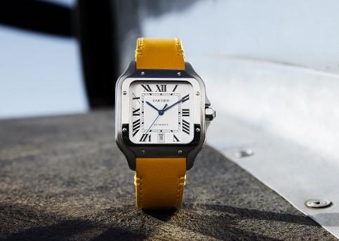 卡地亚手表表针为什么会掉落