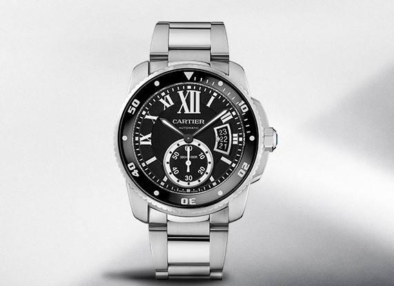 卡地亚手表表带的拆卸