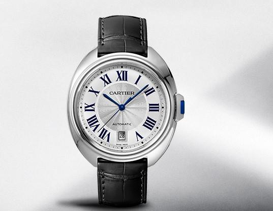 卡地亚手表表蒙的材质
