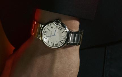 卡地亚手表表蒙的相关问题