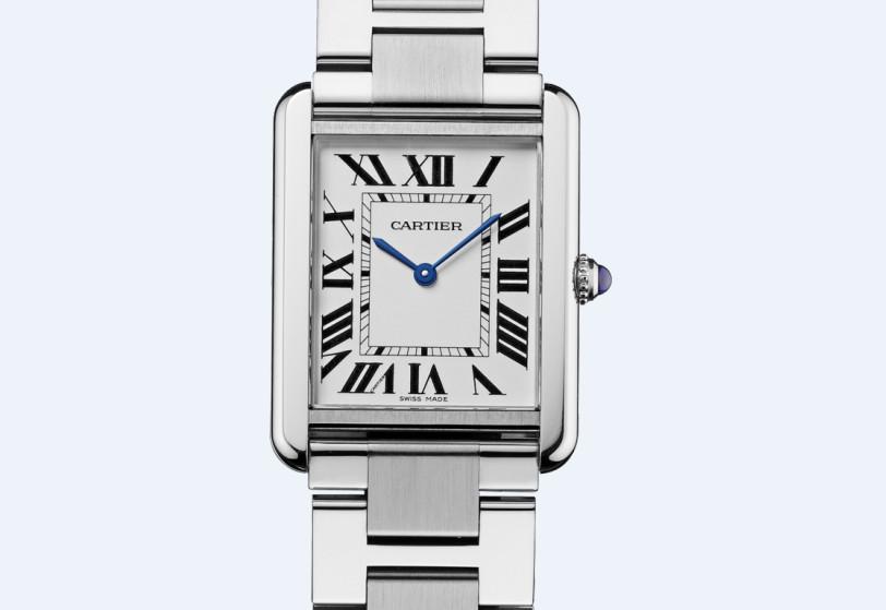 卡地亚手表表带好坏的辨别