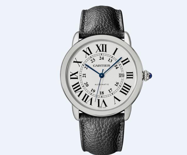 卡地亚手表表蒙