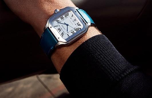 卡地亚手表更换表扣