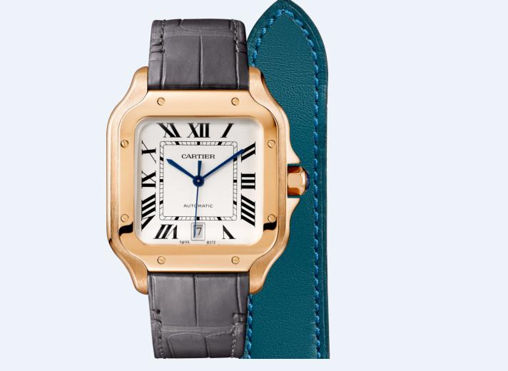 卡地亚手表维修中手表保养