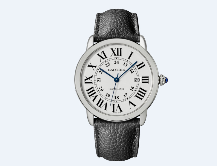 卡地亚手表佩戴方法