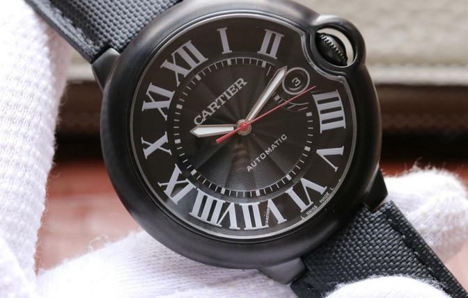 卡地亚手表走时物产怎么产生的