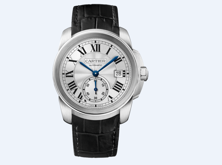cartier手表展示