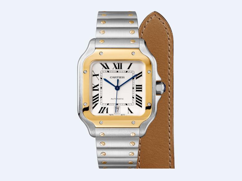 卡地亚腕表维修服务中心带你了解常见的几种表镜问题
