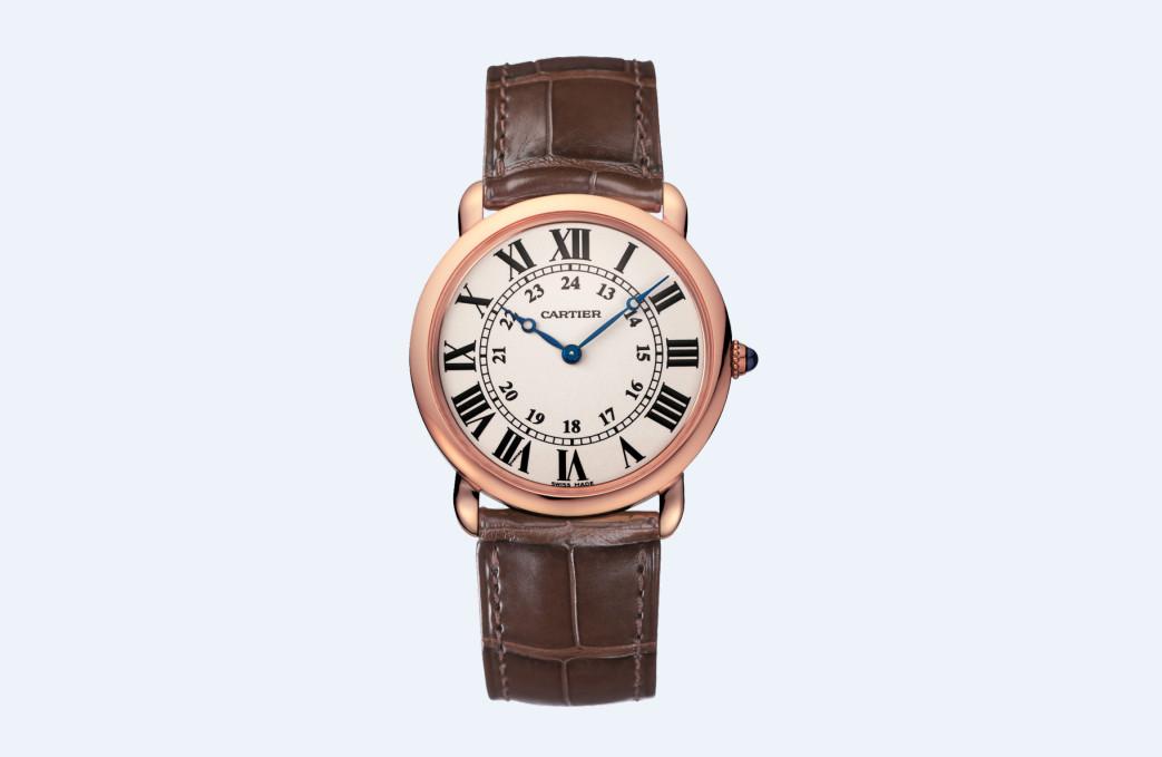 卡地亚手表配件受磁怎么办呢
