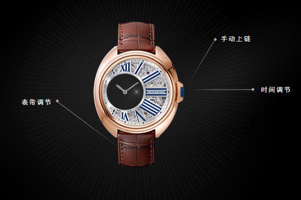 北京卡地亚腕表维修服务中心保养卡地亚腕表的相关问题