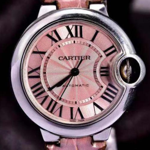 卡地亚手表怎么会受磁(图)