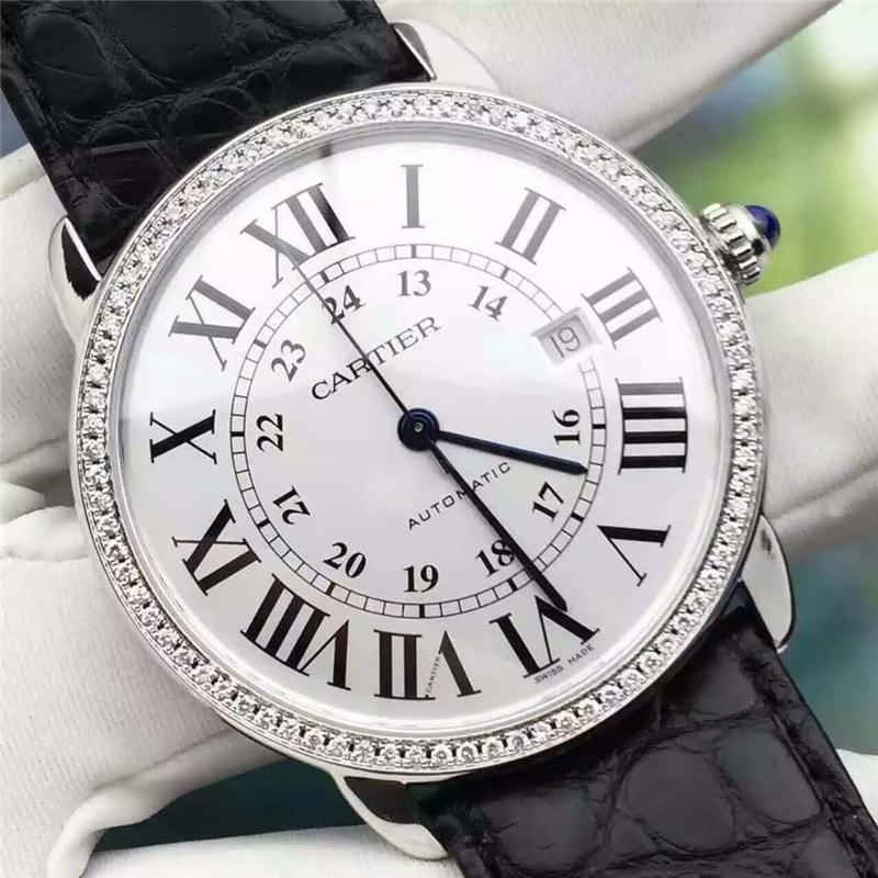 卡地亚手表如何消磁(图)